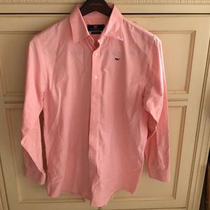 Vineyard Vines XL Button Down Whale Shirt